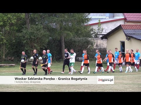 Woskar Szklarska Poręba – Granica Bogatynia (skrót spotkania)