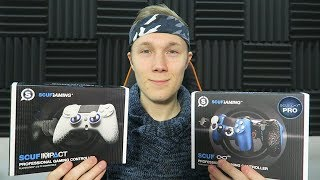 Scuf Gaming Controllers Giveaway! (Scuf Impact & Infinity Pro)