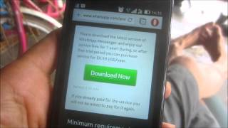 [ Tips ] Install and Update Whatsapp on Nokia X2 Dual SIM