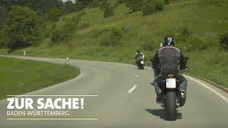 Motorradfahrer gefährlich ausgebremst? | Zur Sache Baden-Württemberg!