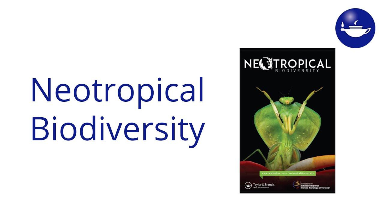 English language: Neotropical Biodiversity - YouTube