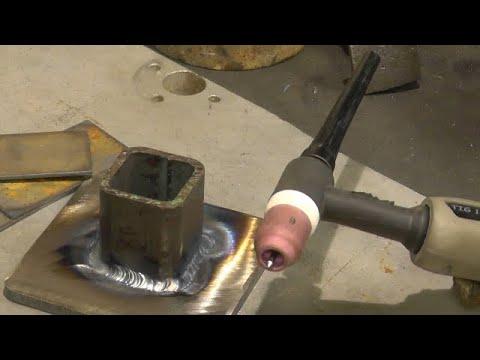 SNNC 336 P2    Broaching A Key Way.   TIG Welding Box Section