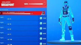 I JUST GOT THE BREAKPOINT PACK IN FORTNITE (NEW EASY METHOD)