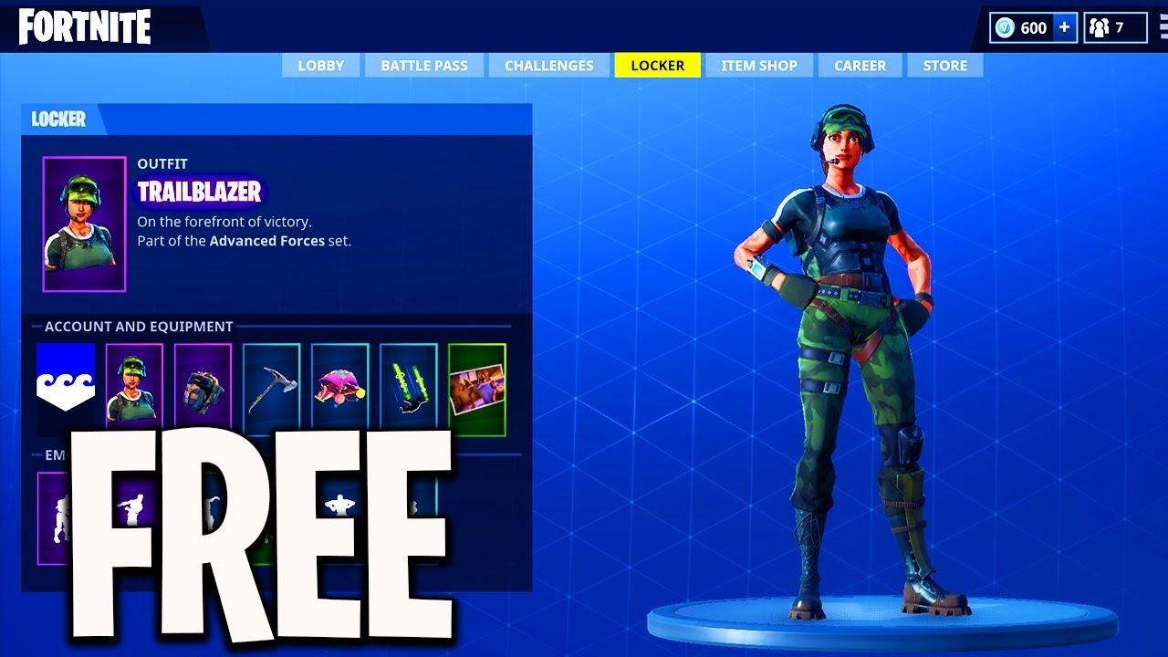 How To Get FREE TRAILBLAZER SKIN! New Fortnite TWITCH PRIME Pack 2 -  Fortnite Battle Royale