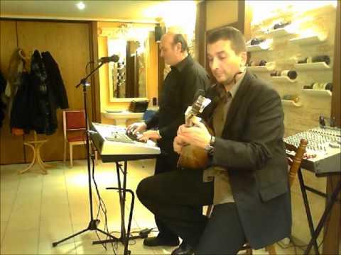 GEORGIOS - GRIECHISCHE LIVE MUSIK - BOUZOUKI - Solo Roumba LA OUSAK