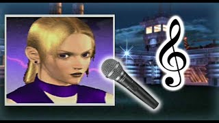 [MAD] Nina Williams sings her theme song (Tekken 3)