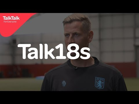 Talk18s: We can't wait to get started – David Hughes