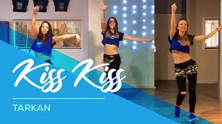 Tarkan - Kiss Kiss - Remix DJ Deniz Gursoy - Easy Fitness Dance Baile Choreography