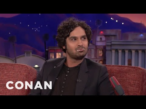 Kunal Nayyar Wants A