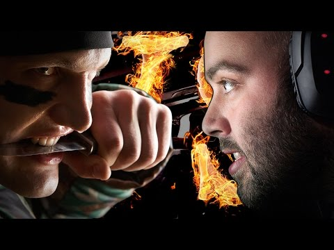 Veterans Vs. Pro Gamers: Call Of Duty