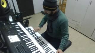 عزف اورغ على فكرة- وائل كفوري