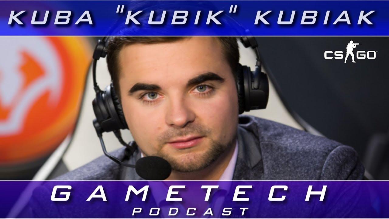 """Kuba """"Kubik"""" Kubiak – CS:GO – GameTech"""