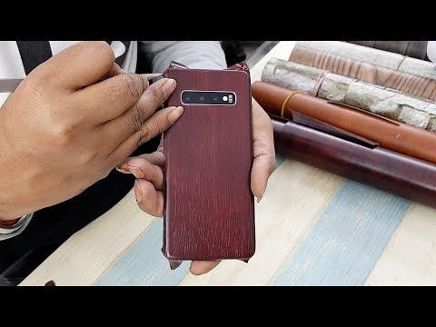Samsung S10 plus Lamination Skin Just at Rs/- 50 like Dbrand Skin