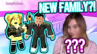 I HAVE A NEW ROBLOX FAMILY?!