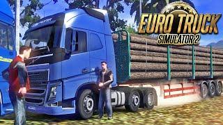Estradas de Terra - Euro Truck Simulator 2