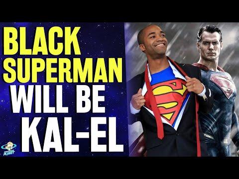 "Black Superman Will Be Kal-El & ""Key to Warner Bros.' DC film future"""