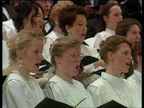 Choral Finale from Beethoven's Choral Fantasy