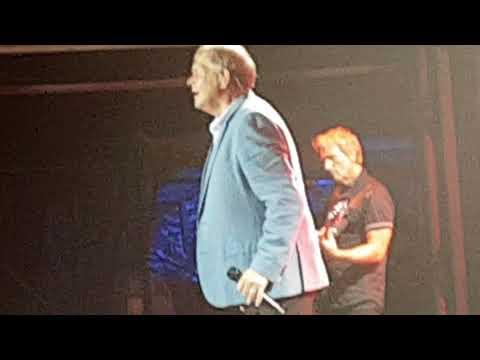 John Farnham Live 2018 Kings Park Perth - You're The Voice