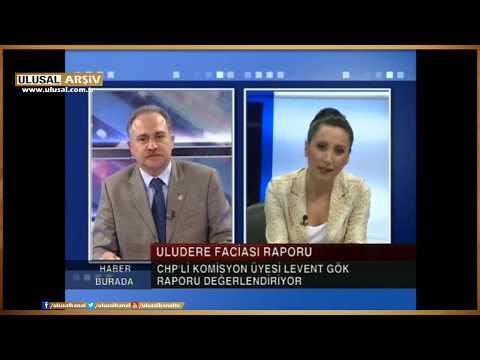 Haber Burada- Filiz Öntaş, Levent Gök- 06. 04. 2012 Ulusal Kanal