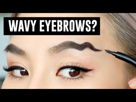 The Latest Eye Makeup Trend
