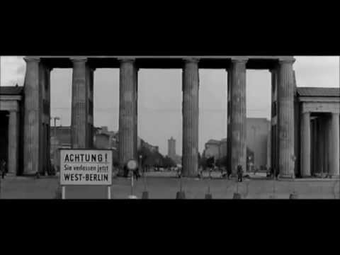 Billy Wilder's One, Two, Three (1961), opening sequence