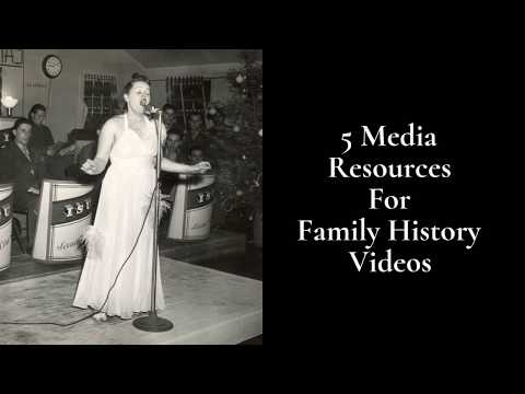 5 Media Resources For Making Videos
