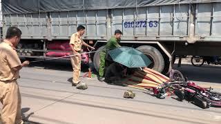Tai nạn thương tâm ở Củ Chi ngày 25-11-2019