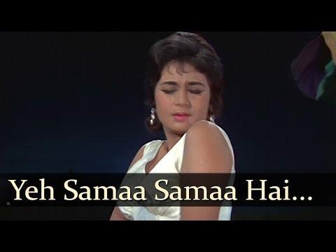 Jab Jab Phool Khile - Yeh Samaa Samaa Hai- Lata Mangeshkar