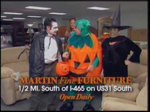 Martin Fine Furniture Halloween 2006