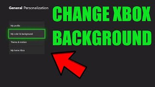 HOW TO CHANGE YOUR HOMESCREEN BACKGROUND ON XBOX IN 2019!!(EASY)