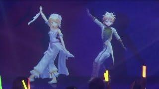 【鏡音リン・レン】Rin & Len「Corrupted Flower」VOCALOID Live Concert 2013【Natsu Matsuri Hatsune Kagami】