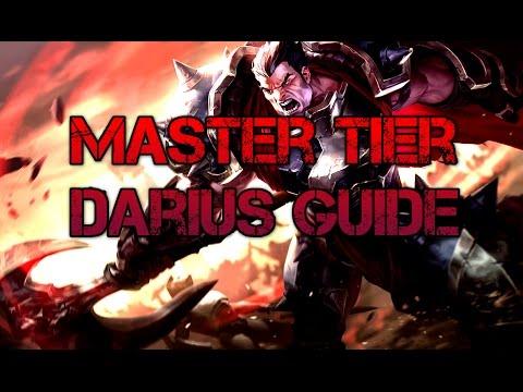 Grizzly - Darius Top Lane Guide Season 7! [Master]