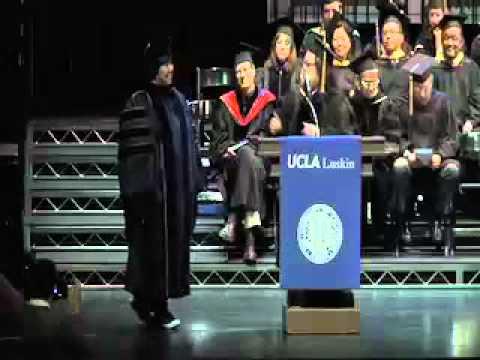FULL EVENT: UCLA Luskin School of Public Affairs 2011 Commencement