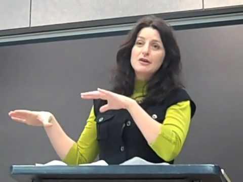 Rachel Shabi at the University of Southern California