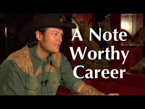 EXPLORE ADA - Blake Shelton: A Note Worthy Career (Full Episode)