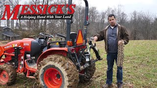 Unexpected uses for a 3 point quick hitch | LandPride QH05