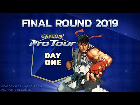 Final Round 2019 - Day 1 - CPT 2019