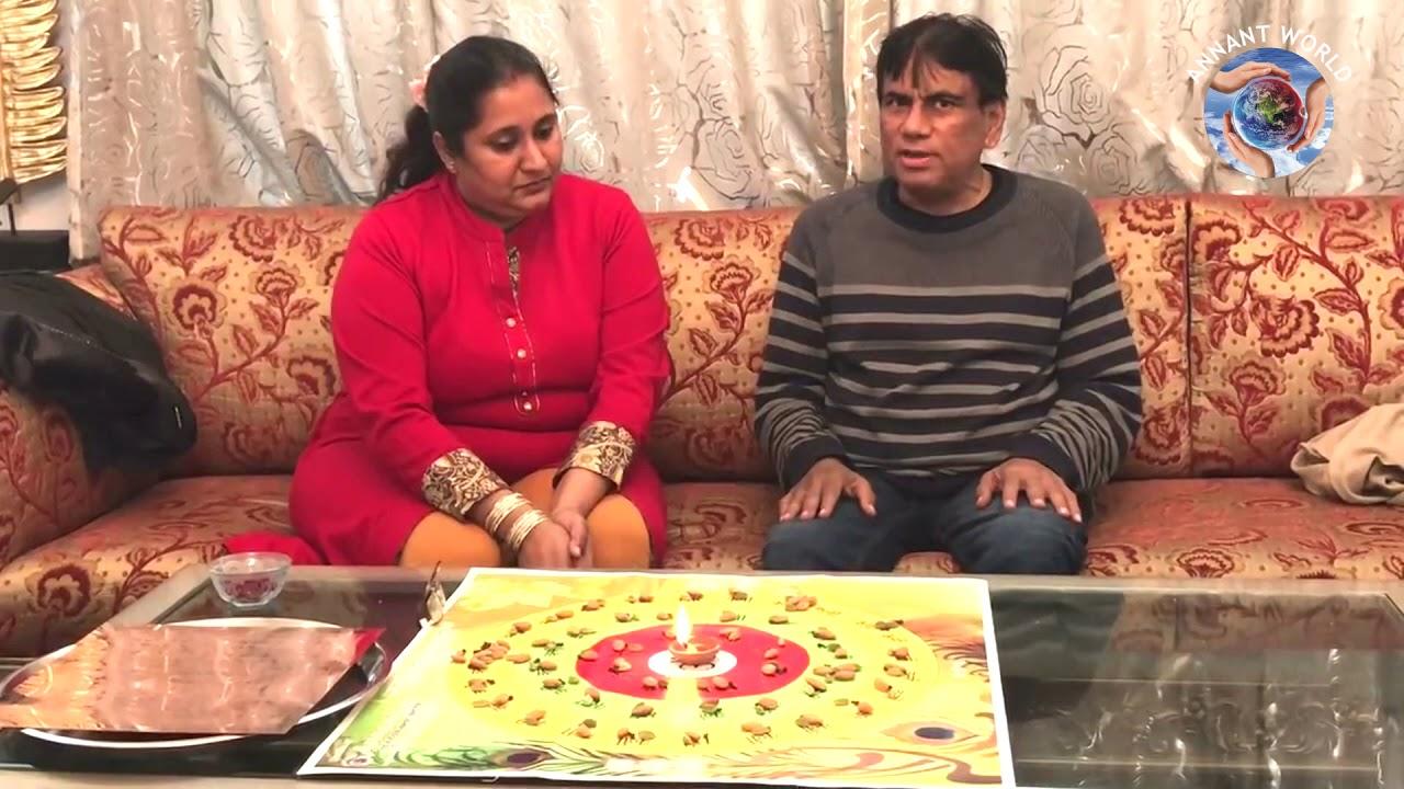 Recovery Of Kidney Shrinkage Problem Through Bhaktamar Mantra Healing Youtube