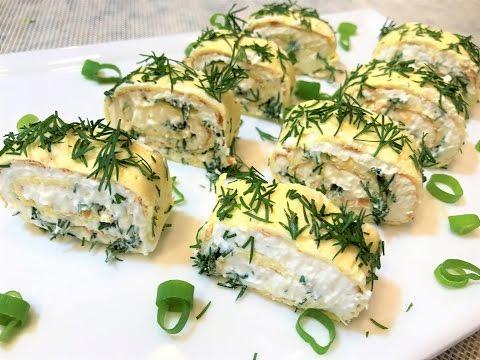 Яйца под сыром и майонезом