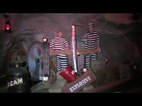 Silver Dollar City's 'The Flooded Mine' In HD