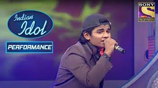 Abhishek का 'Roop Tera Mastana' पे Lyrical Performance | Indian Idol Season 3