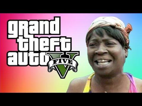GTA V Aint nobody got time for that   sg  sMashFabe
