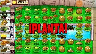 14.-plantas vs zombies 1 supervivencia infinita (parte final ) carlos sg21