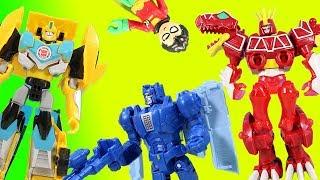 Transformers Autobot New Team Tryouts Teen Titans Go Power Rangers Voltron PJMasks