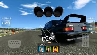 REAL RACING 3 / Mercedes Benz Evo II Championship #20