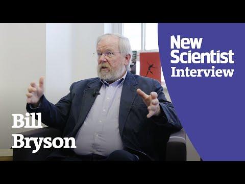 Bill Bryson on the miraculous human body