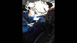 Buick 231 V6 engine start