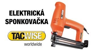 Elektrická Sponkovačka - DUO35 Thumbnail