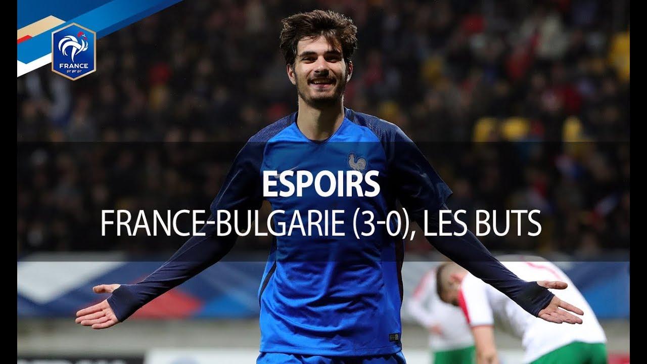 Франция U-21 - Болгария U-21 3:0 видео