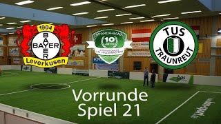 Spiel 21: Bayer 04 Leverkusen 3-2 TuS Traunreut │U12 Hallenmasters TuS Traunreut 2017